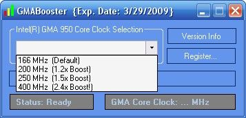 Gmabooster скачать бесплатно для Windows 7 - фото 8