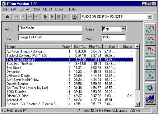 Cdex 1.70 rus скачать бесплатно