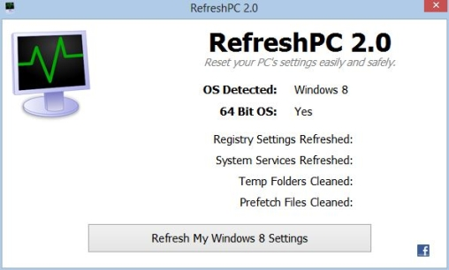 Refresh pc 1.0 rus