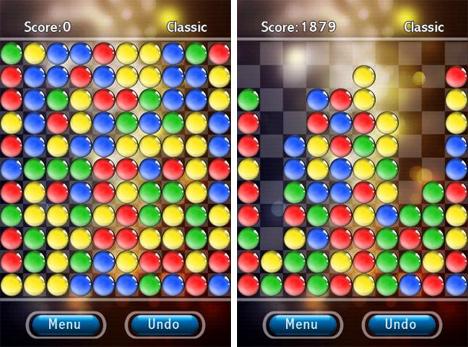 скачать игру на телефон шарики на андроид