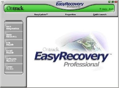EasyRecovery Free/Home/Pro