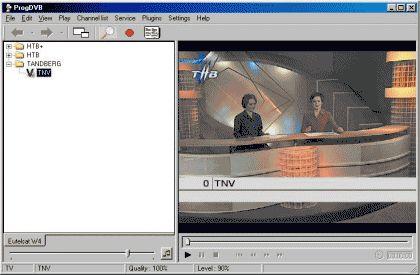 Скриншот к программе ProgDVB 6.06.3