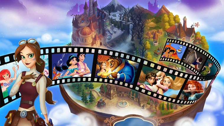 Disney Hidden Worlds (Windows Phone)