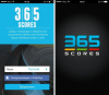 Скриншот 365Scores (iPhone/iPad)