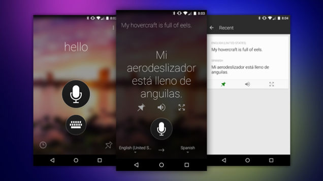 Microsoft Translator (Android)