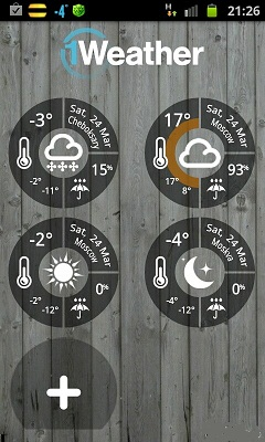 1Weather (Android)