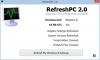 Refreshpc 2.0 rus торрент