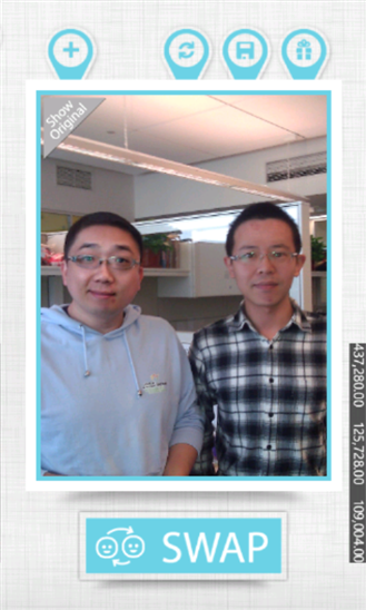 Face Swap (Windows Phone)