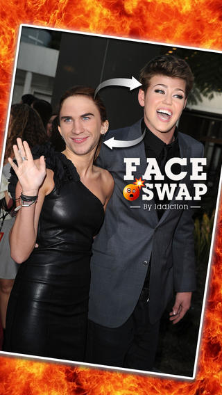 Face Swap! (iPhone/iPad)