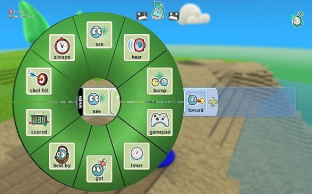 Microsoft Kodu Game Lab