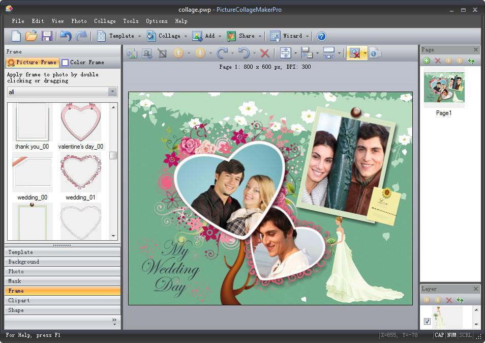 Февраля, программа для фотошопа открытки