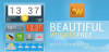 Beautiful Widgets (Android) Free/Pro