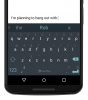 Скриншот SwiftKey Keyboard (Android)