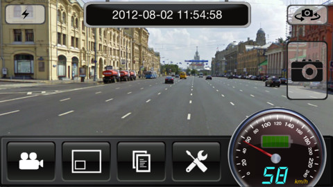 Carcorder (iPhone/iPad)
