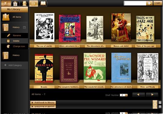 Icecream Ebook Reader - Download