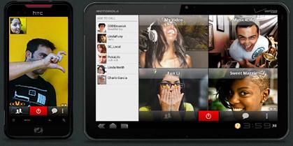 приложение для видеозвонков на андроид 2.2