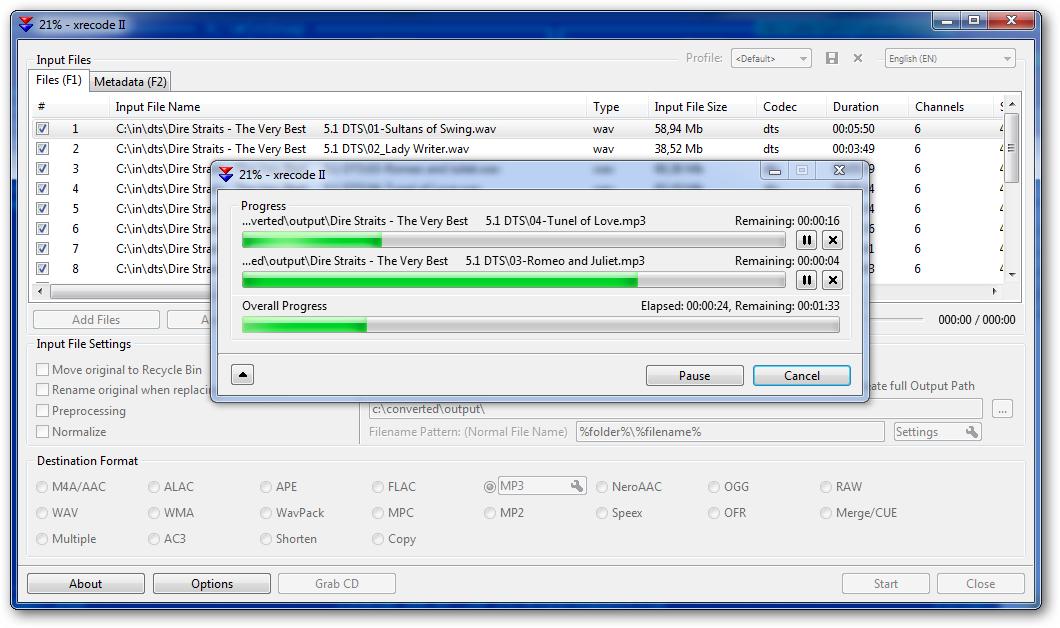 XRECODE II (Portable) 1.0.0.189 Cracked
