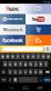 Одноклассники.  ВКонтакте.  Яндекс.Браузер для смартфонов на Android и айпадов.