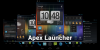Apex Launcher (Android)