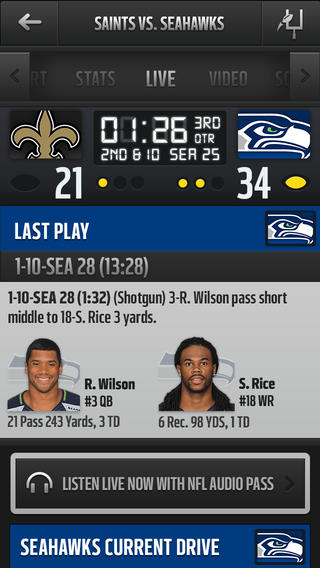 NFL (iPhone/iPad)
