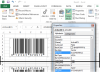 Linear Barcode ActiveX