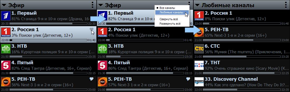 IP-TV Player – Программа для удобного просмотра IP-телевидения