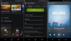 Скриншот Spotify Music (Android)